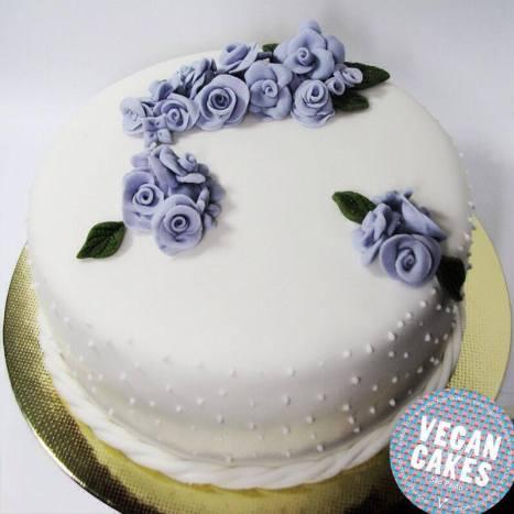 Mais um bolo decorado
