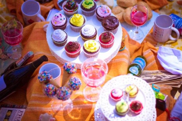 cupcakes, cakepops e docinhos