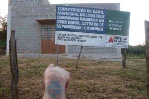 Canil de Nepomuceno (Foto: Amélia Oliveira)