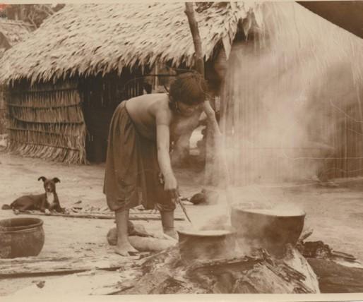(Foto: Coleção fotoetnográfica do Museu do Estado de Pernambuco)